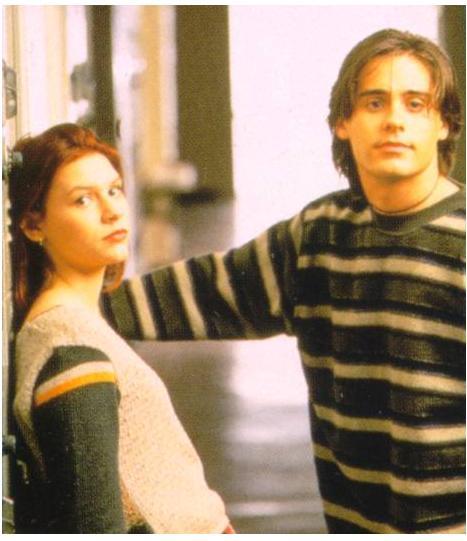 teen girl with boy