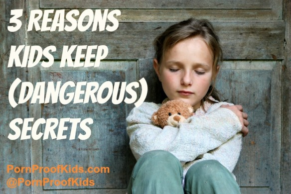3 Reasons Kids Keep Secrets