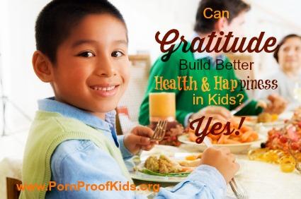 can gratitude