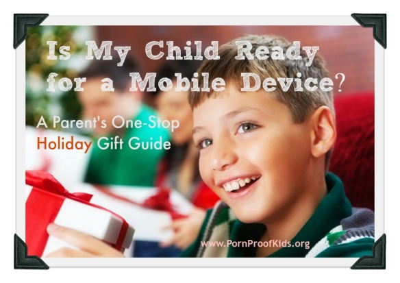 Is my child ready for a mobile device