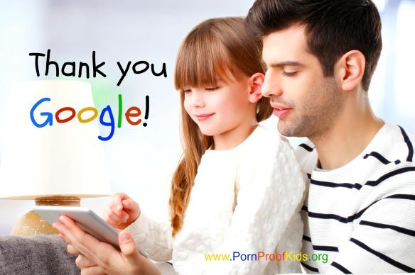 Thank you Google