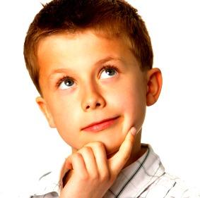 thinking boy cropped